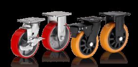 Полиуретановые-колеса