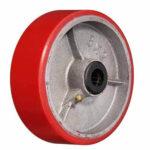 P100 Колесо полиуретановое без кронштейна д-100 мм